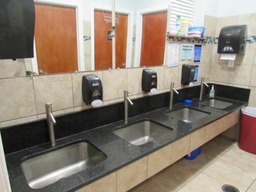 Sisters' 1st Floor Bathrooms (Building #1)
