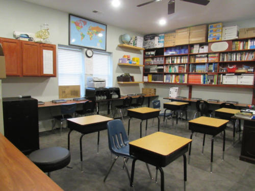 Brothers' Classroom