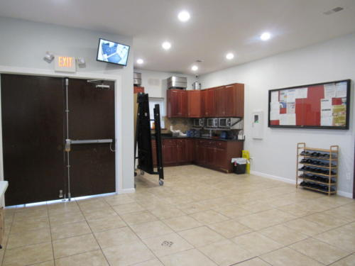 Brothers' Kitchenette  Lobby
